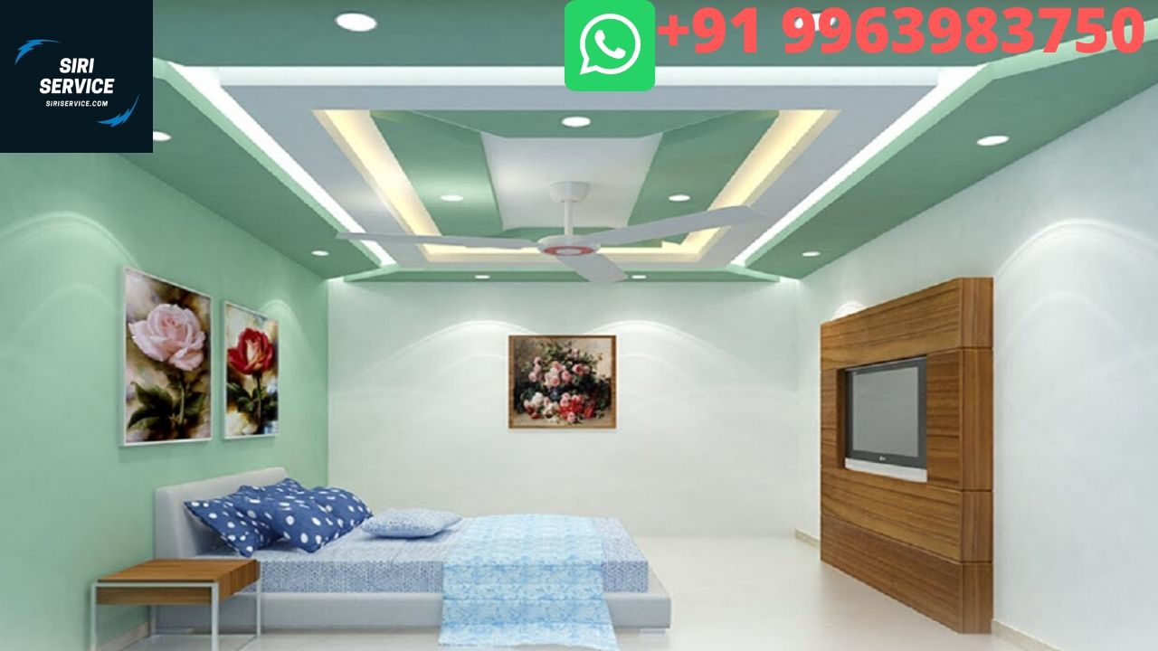 House and residential False Ceiling Design Services in Sr nagar